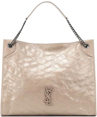 Saint Laurent Niki Large leather shoulder bag