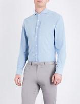 Ralph Lauren Purple Label Keaton cotton shirt