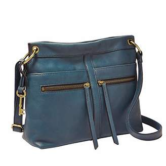 Fossil Women's Caitlyn Leather Crossbody Handbag