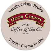 Bed Bath & Beyond 12-Count Door County Coffee & Tea Co.® Vanilla Creme Brulee for Single Serve Coffee Makers
