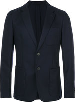 Prada patch pocket blazer