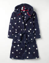Dressing Gown Indigo Star Girls Boden