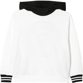 Fendi Kids Printed Sweatshirt