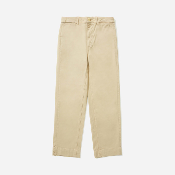 Thumbnail for your product : Everlane The Lightweight Straight-Leg Crop