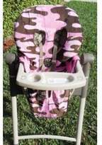 Camo SpecialTex CS-HCSP-PI CleanSeat High Chair Cover PINK