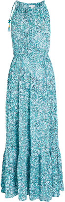 Poupette St Barth Rachel Floral Maxi Dress