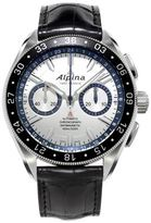 Alpina Chronograph 4 Stainless Steel Watch