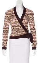 Missoni Wool Wrap Cardigan