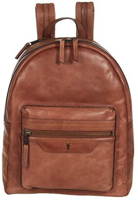Frye Holden Backpack (Whiskey) Backpack Bags