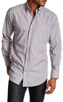 Peter Millar Long Sleeve Print Regular Fit Woven Shirt