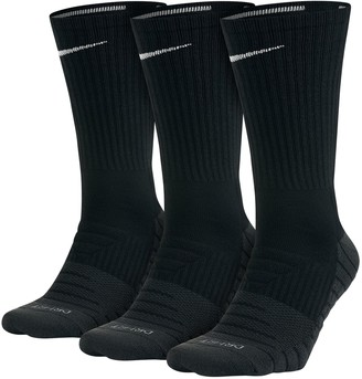 Nike Men's 3-pack Dri-FIT Training Crew Socks