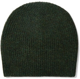 Etoile Isabel Marant Gordon Alpaca-blend Beanie - Dark green