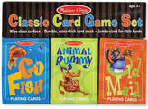 Melissa & Doug Kids Toys, Classic Card Game Set