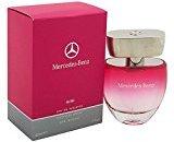 Mercedes Benz Benz Rose for Women Eau de Toilette Spray, 2 Ounce