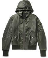 Public School Clemente Shell Bomber Jacket