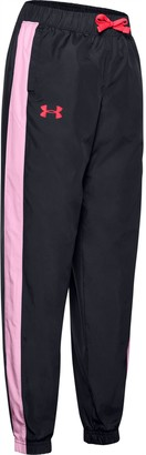 Under Armour Girls' UA Lined Woven Pants