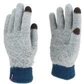JAKY Global Mens Touchscreen Thick Knitted Warm Gloves