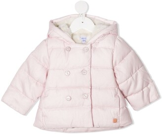 Absorba Double-Button Padded Jacket