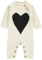 Burberry Cashmere Heart Missy Romper