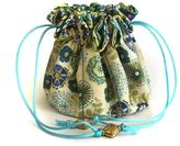 Bea Yuk Mui Sew It Fabric Jewelry Bag