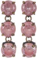 BaubleBar Cariana Crystal Drop Earrings