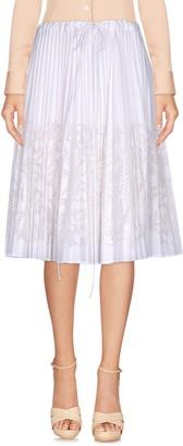 Veronique Branquinho Knee length skirts