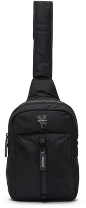 Marc Jacobs Black Heaven by Nylon Sling Backpack