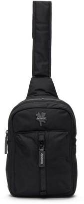 Marc Jacobs Black Heaven by Nylon Sling Backpack