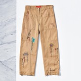 Tommy Hilfiger Embroidered Chinos