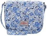 Cath Kidston Across body bag cream blue