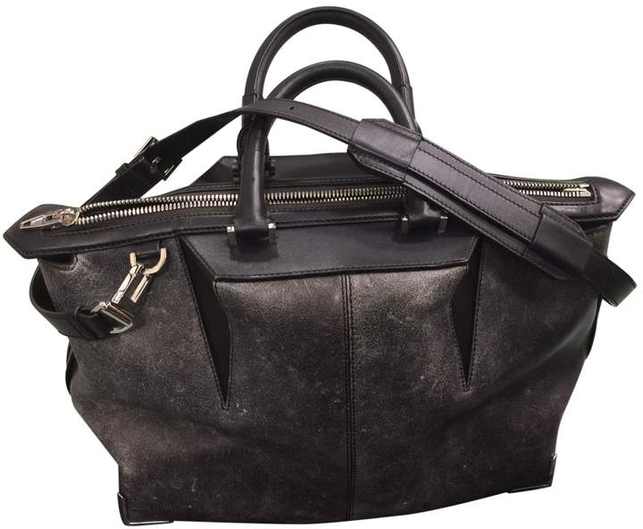 Alexander Wang Black Leather Handbag