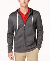 Club Room Men's Full-Zip Fleece Hoodie, Created for Macy's