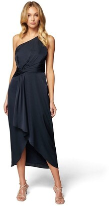 Forever New Haidee One Shoulder Midi Dress