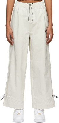 Nike Beige Icon Clash Lounge Pants