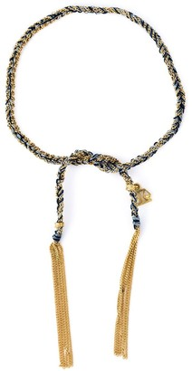 Carolina Bucci 18kt Yellow Gold Lucky Charm Bracelet