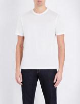Corneliani Crewneck cotton-jersey t-shirt