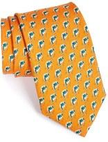Vineyard Vines Men's Miami Dolphins Print Tie