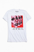 Urban Outfitters RuPaul Face Repeat Tee