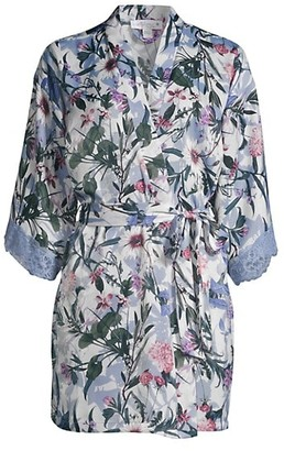 In Bloom Michelle Floral Robe
