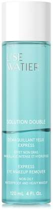 Express Lise Watier Solution Double Eye Makeup Remover