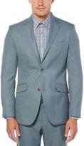Perry Ellis Slim Subtle Heathered Suit Jacket