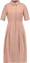 Raoul Soho Cotton-Blend Shirt Dress