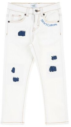 Henry Cotton's Denim trousers