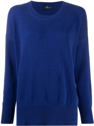 Etro Loose-Fit Jumper