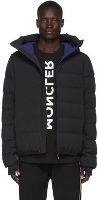 MONCLER GRENOBLE Black Lagorai Puffer Jacket