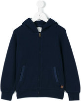 Carrèment Beau - knitted hoodie - kids - Cotton - 2 yrs