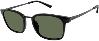 Ted Baker Full Rim Square Sunglasses
