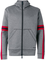 DSQUARED2 zipped cardigan - men - Cotton/Polyester - L