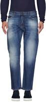 Frankie Morello Denim pants - Item 42584061