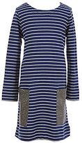 Joules Little Girls 3-6 Sadie Striped Jersey Dress